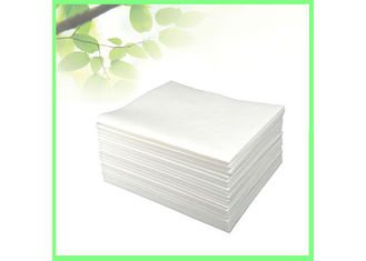 China wavy type Spunlace nonwoven fabric clean wipes supplier