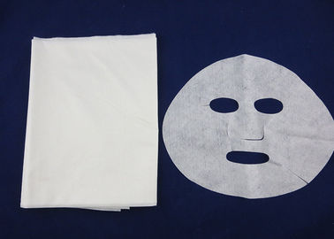 China Dry Tencel Facial Mask Sheet Natural Dry Facial Mask Cloth Anti Bacteria supplier