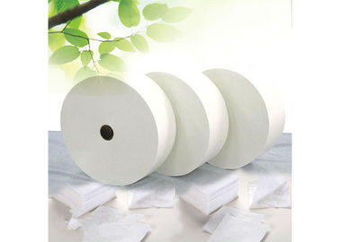 China Soft Cleaning Wet Wipe Rayon Raw Material With Good Strength supplier