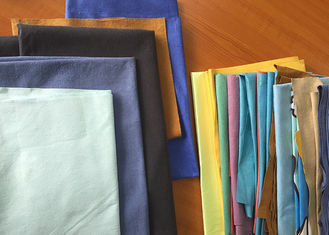 China High Moisture Absorption Non Woven Rayon Fiber Tear Resistant Shrink Resistant supplier
