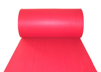 China Recycle Soft Air Laid Cotton Non Woven Fabric Material Non Woven Rolls supplier