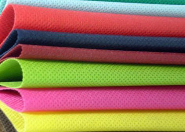 China White Blue Red Yellow Non Woven Polypropylene Fabric Eco Friendly supplier