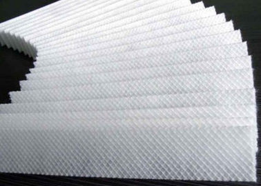 China 100% Virgin PP Spunbond Woven And Non Woven Fabric Roll 10-320cm Width supplier