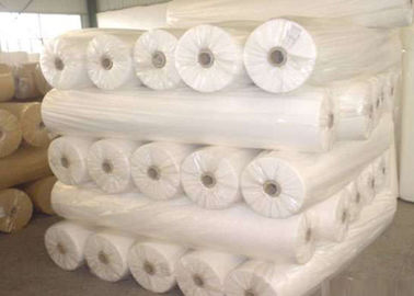 China Colorful Waterproof Spun Bonded Raw Material For Non Woven Fabric , 10gsm-320gsm distributor