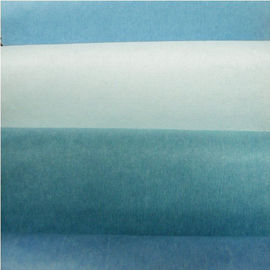 China 56 gsm -100 gsm Woodpulp Spun Bonded Non Woven Fabric Roll 0.35-0.4mm Thickness factory