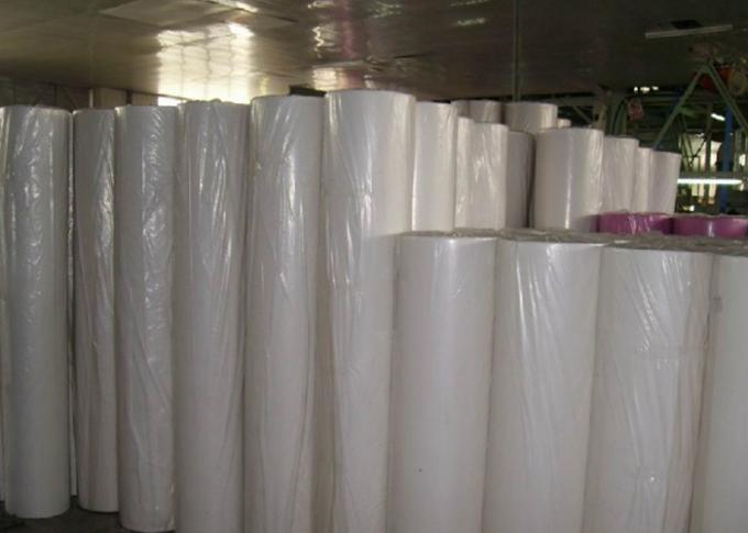Medical Non Woven Fabrics 100% PP Spunbond Nonwoven Fabric For Covers