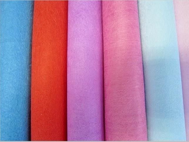 83gsm / 130gsm Microfiber Non Woven Cleaning Cloth Soft To Hands