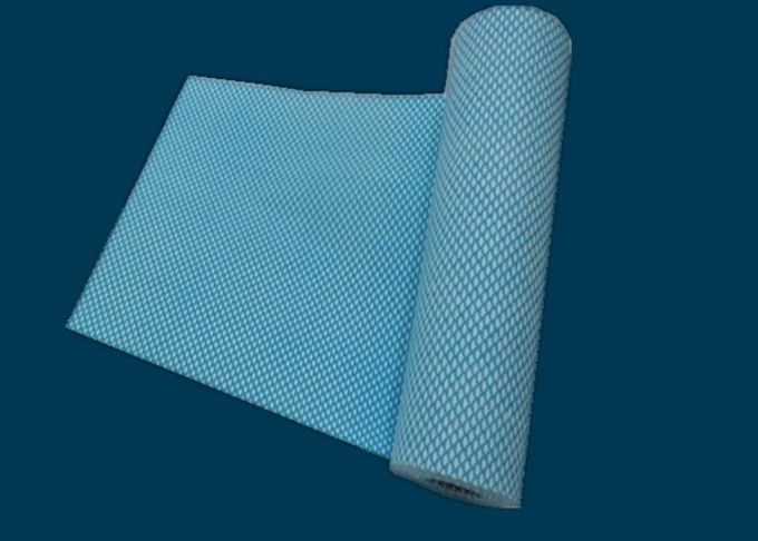 Easy Washing Industrial Wipes Non Woven Cleaning Cloths